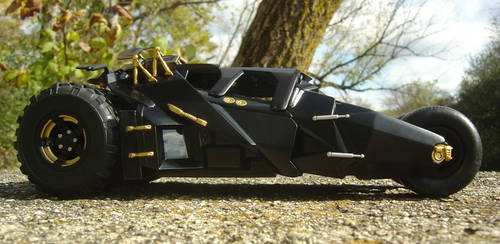 Batmobile Tumbler s2-01 by Sonic-CDX