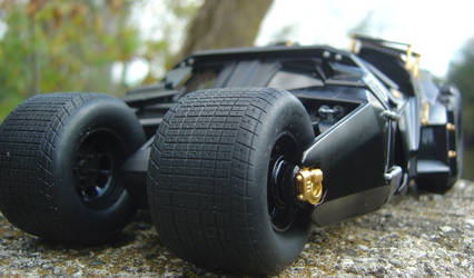Batmobile Tumbler s2-02 by Sonic-CDX