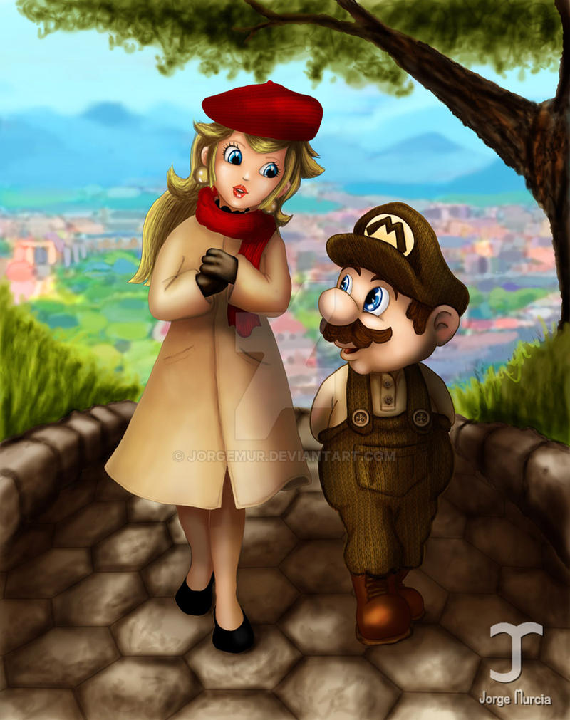 Mario Bros by JORGEMUR