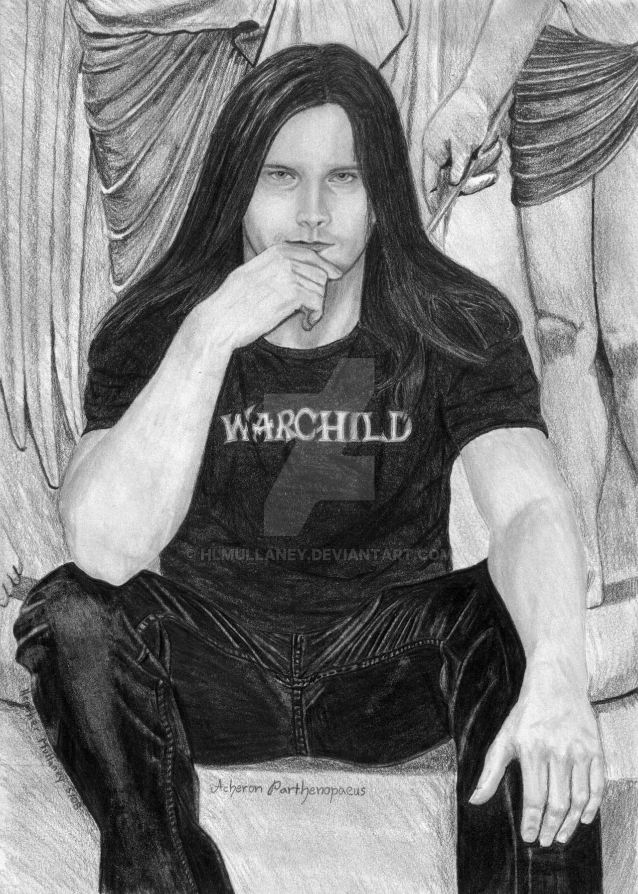 Warchild As Acheron By Hlmullaney