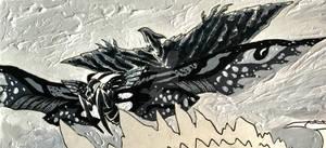 Mothra and Rodan WIP
