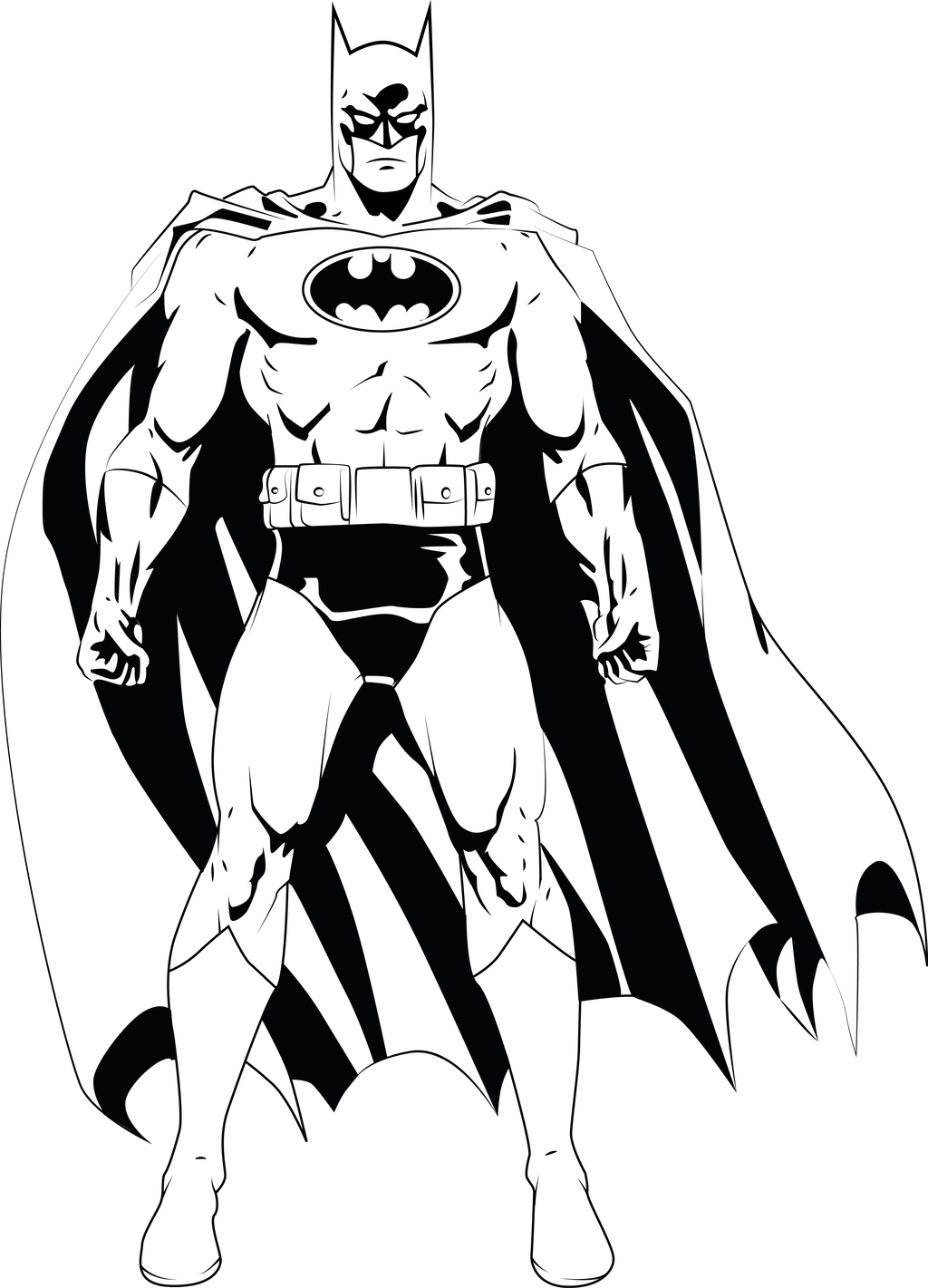 D Line Drawings Logo : Vector batman by xx ayla on deviantart