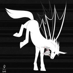 Pony island by Q-mii