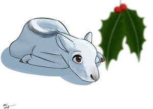 the REAL christmas drawing