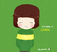 . . . My name is Chara