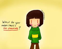 No Chocolate?