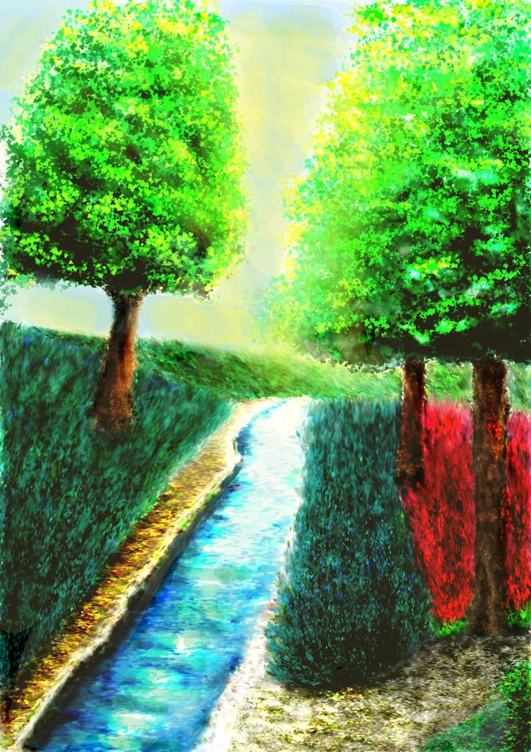 landscape by TszFungDavidWong
