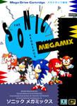 Sonic Megamix Boxart (Sonic 1 Hack)