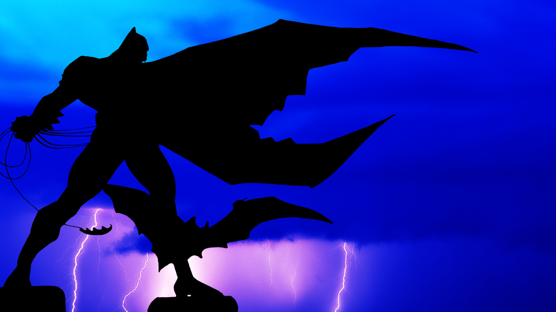 The Dark Knight Returns Wallpaper