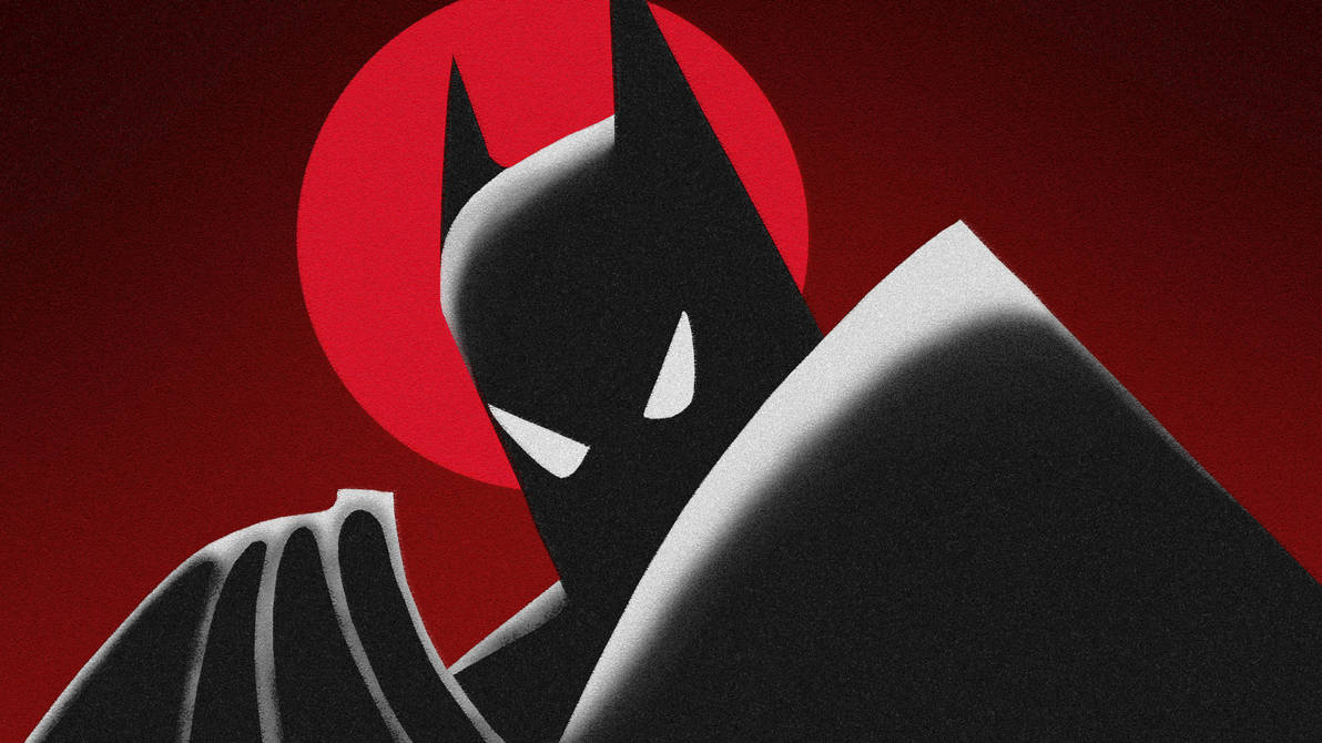 Batman The Animated Series Wallpaper By Rollingtombstone On