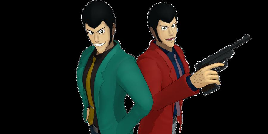 mmd lupin third by miku chan91 d5i8yb5 Cùng xem manga Siêu Đạo Chích: Lupin Đệ Tam được lên màn bạc với mùa phim hè 2014.