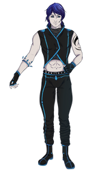 Jeremy Alias Diamond: Multiverse OC