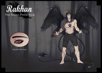 Rakhan the Fallen Blessed Poma (Ref Sheet)