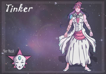 Tinker - Umbra OC (UPDATED INFO)