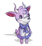 ANIMAL CROSSING PASTEL ADOPTABLE (OPEN) by MysticalSorcery