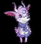 Tawny - Animal Crossing NH OC by MysticalSorcery
