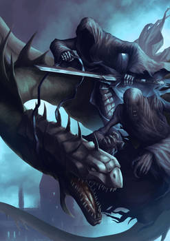 Dementor Nazgul