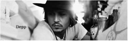 Johnny Depp by klocki