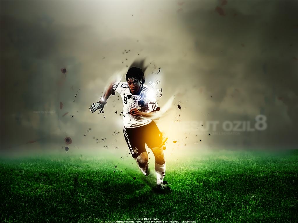 Mesut Ozil By N3wus3rr On DeviantArt
