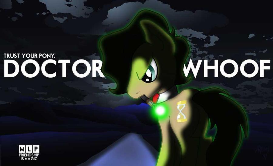 Doctor Whoof by ARNie00