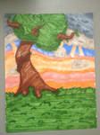 Tree and Sky Practice