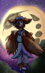 Afraid By The Moon