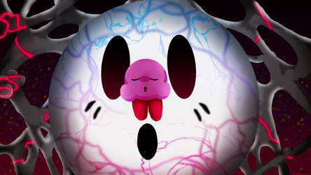 Void Termina and Kirby Wallapaper