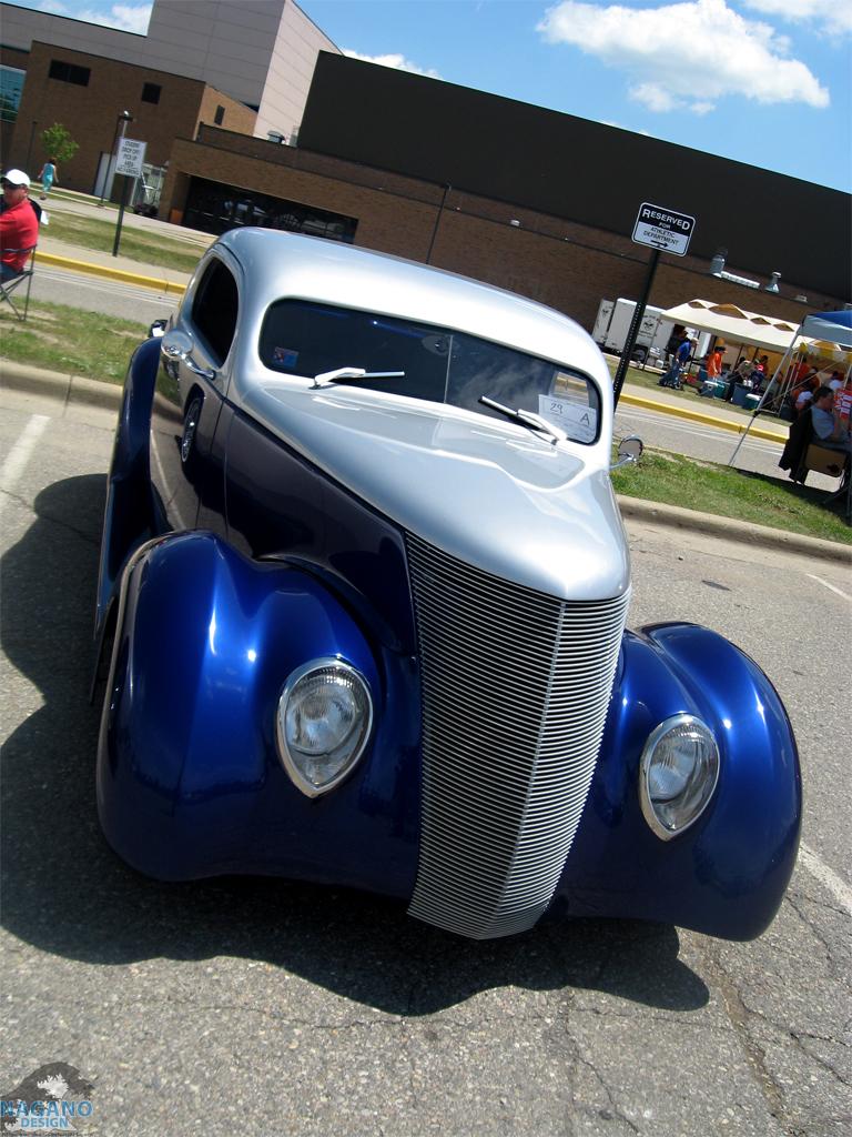 2008 Classic Car Show 139 by Koenken