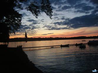 '09 July Sunset 01 by Koenken