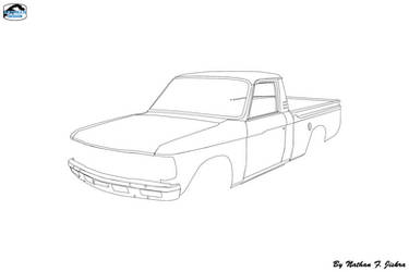 Chevy LUV W.I.P. 02 by Koenken