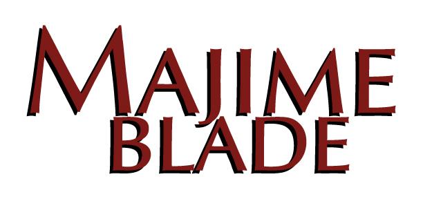 Majime Blade Logo by Koenken