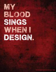 My Blood Sings by Maeniel