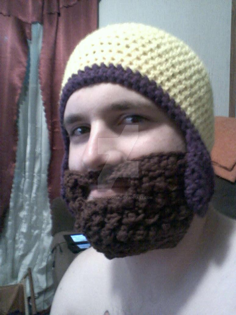 Amigurumi Beard : Beard hat! by Amigurumi-Lover on DeviantArt