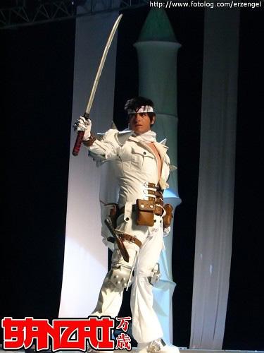 Jin Saotome V2 on stage by SaiSaotome