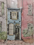 The Spite House by mybuttercupart