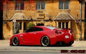 Nissan GT-R by coooolcar