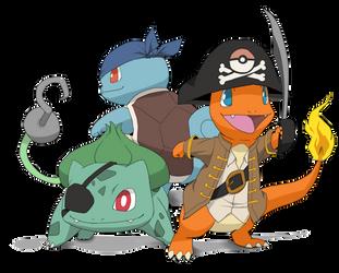Poke-pirates