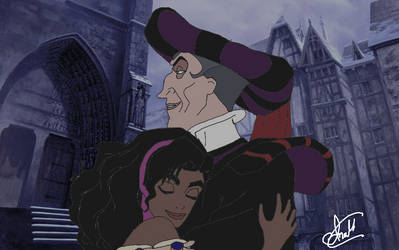 Frollo I love you by frolloesmeraldalove