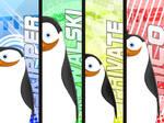 Penguins of Madagascar Wallpaper ~ The Penguins