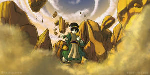Shake it Toph by fire-tisane