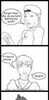 Street Fighter Girl Talk 003