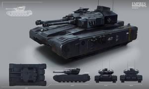EMPIRES - Vehicle 2