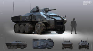 EMPIRES - Vehicle 4 by otomozok