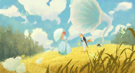 La Voix by shiguangninan