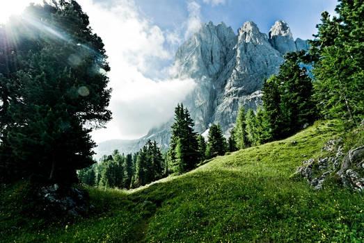 alpinism.