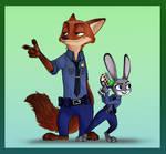 Zootopia Cops