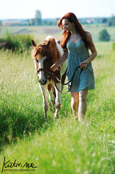 Countryside Girls by KatrinaSwinnley