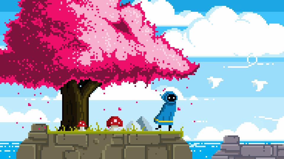 Game Concept 2 pixel art by PXLFLX on DeviantArt