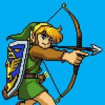 Link bow n arrow