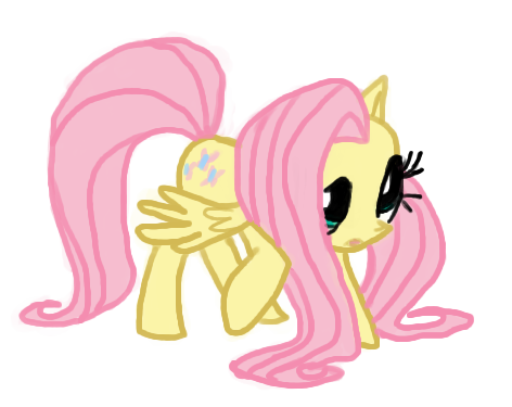 +MLP+ Fluttershy by TheStarsofPines